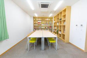多目的室/図書室