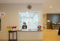 Reception and Office