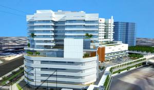 新病院パース
