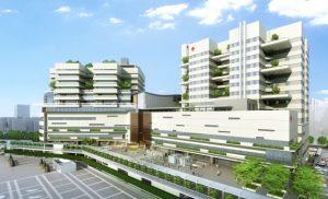 病院パース